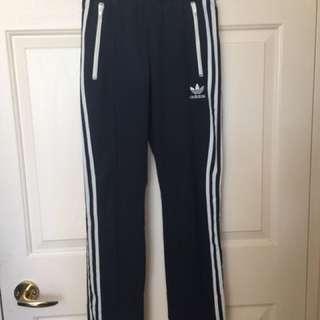 ADIDAS track pants XS