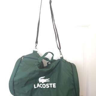 Lacoste Light Weight Gym Bag