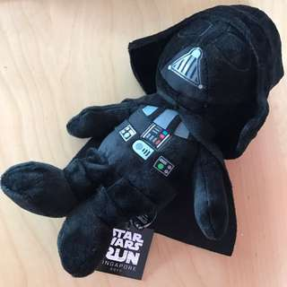 Darth Vader Soft Toy ( STAR WARS RUN 2017 )