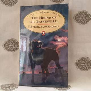 The Hounds Of Baskerville by Arthur Conan Doyle