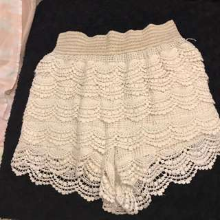 Cute Frilly Shorts