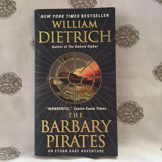 The Barbary Pirates by Willian Dietrich