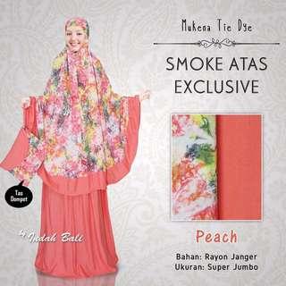 Mukena Bali Smoke Executive