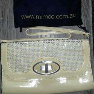 Authentic Mimco Handbag/Shoulder bag