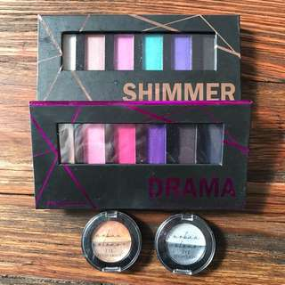 Shimmer Eyeshadow Bundle