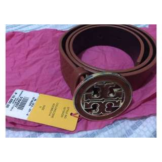 AUTHENTIC: Tory Burch Leather Belt