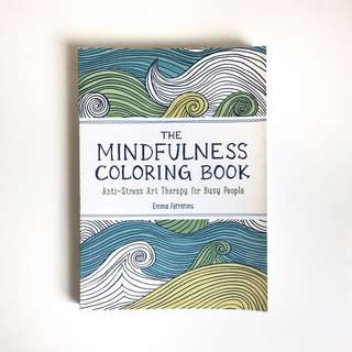 Urban Outfitters Adult Colouring Book