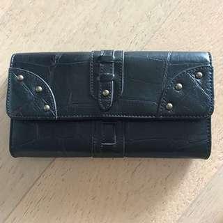 Pre💝Nine West Black Wallet