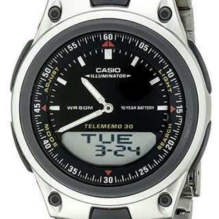 Casio Men's Illuminator Watch