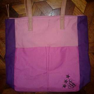 Multicolored SSS Bag