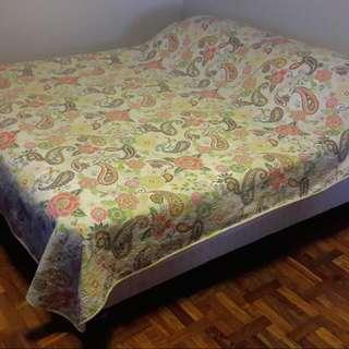 RUSH SALE: Ambassador King Size Bed