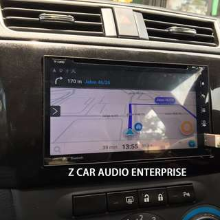 Perodua Bezza Car Dvd Player Android Mirror With Reverse Camera