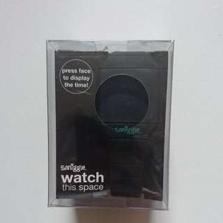 Smiggle Touch Light Up Watch Black