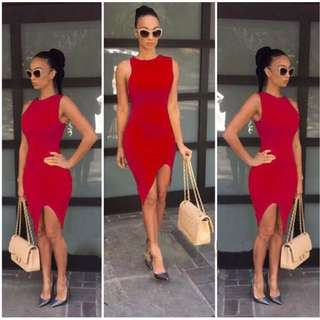 Pre-Order Bandage Bodycon Dress