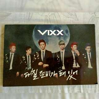 VIXX - On and On with HYUK insert