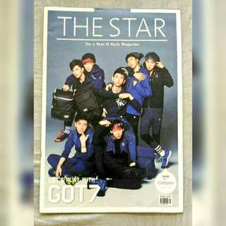 THE STAR ft. GOT7