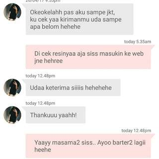 Another Testi Trusted 100% Ayo Barter