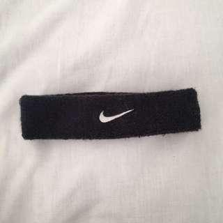 Nike Navy Headband