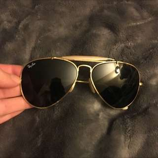 Authentic Ray Bands