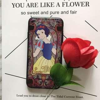 現貨💃愛麗絲白雪公主卡通人物 iPhone 手機殼