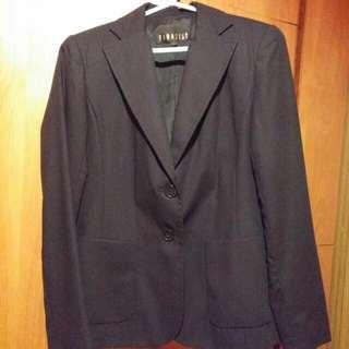 Paradiso executive black suit