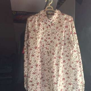 C2 Blouse Flower