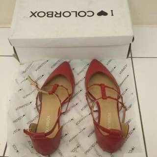 Flatshoes Colorbox