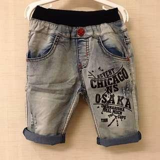 兒童褲子 Size 100 cm.
