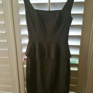 Portmans Peplum Dress