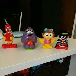 McDonald's 玩具