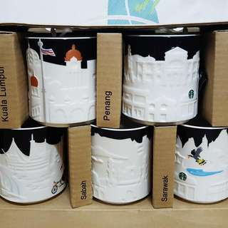 Sbx Malaysian Relief Mugs