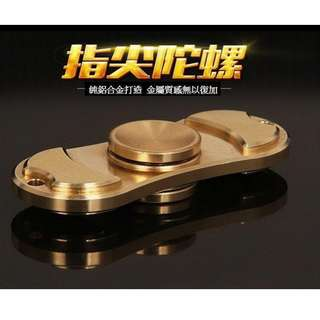 🚚 ★ pure alloy to send special protection hard shell package ★ Hand Spinner fingertips gyro relief small objects fingertips rotating toys gift