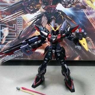 Gundam 高達模型 Bandai MG 1/100 閃電高達 (已砌)