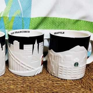 Sbx USA Relief Mugs