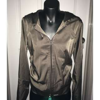 Gasp size 8 brown jacket