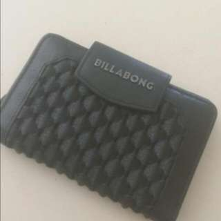 AUTHENTIC LEATHER BILLABONG WALLET