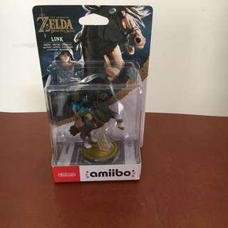 Link Rider Amiibo