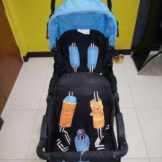 2 Seater Stroller