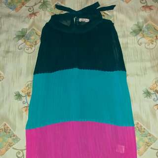 Unica Hija Sleeveless Blouse