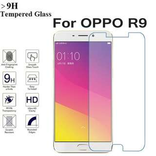 Oppo TO Tempered Glass Screen Protector