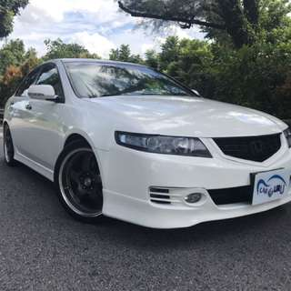 Honda Accord Euro R New 5 Years Coe