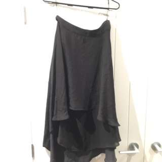 Black NYNE Skirt