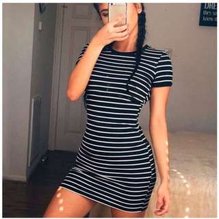 Pre-Order Casual Mini Dress
