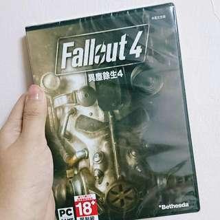 現貨 異塵餘生4 Fallout4 PC