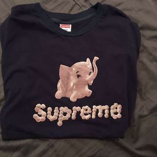 Supreme Elephant Tee