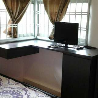 Master Room Available Near Buangkok MRT @ 272B  Sengkang Central ( No Agent Fee)