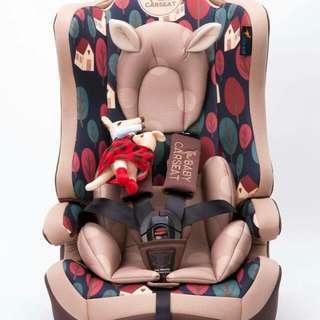 全新貝貝卡西0-6歲安全座椅