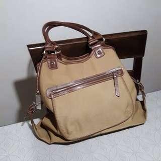Beige Ralph Lauren Bag