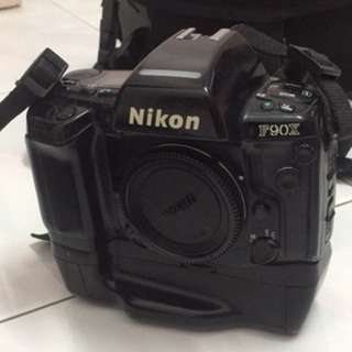 Camera Nikon Flash & Body