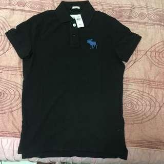 全新Abercrombie & Fitch Polo 衫便宜賣全新Size:s